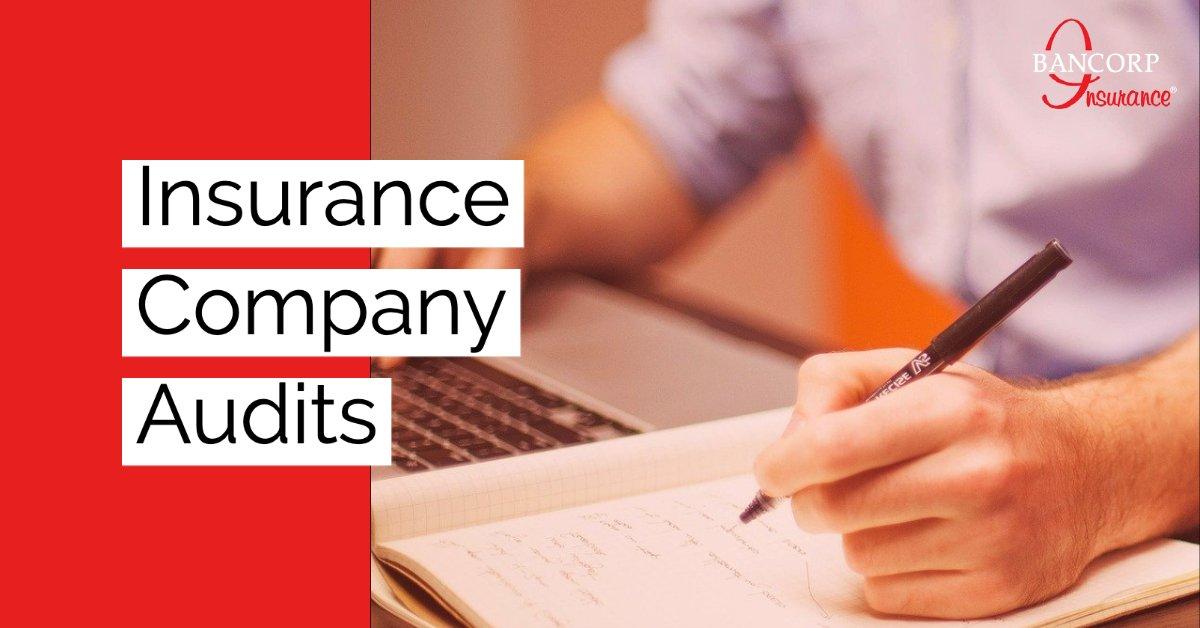 insurance company audits