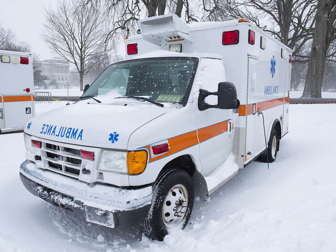 Ambulance Services Providers Insurance Program