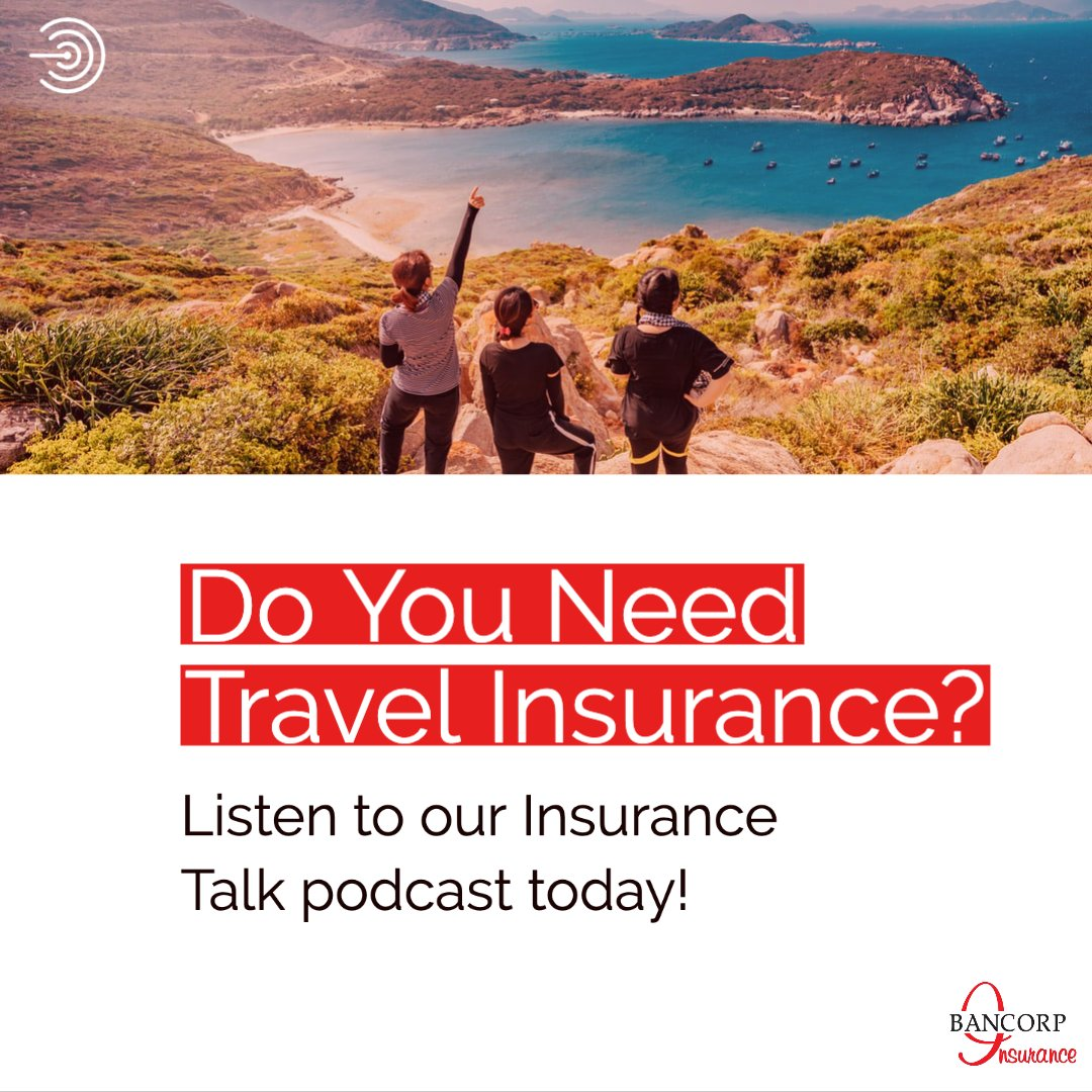 Insurance Talk - travel insurance podcast