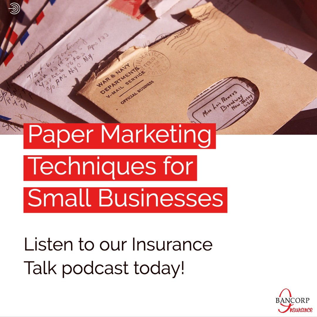 Insurance Talk - PAPER MARKETING