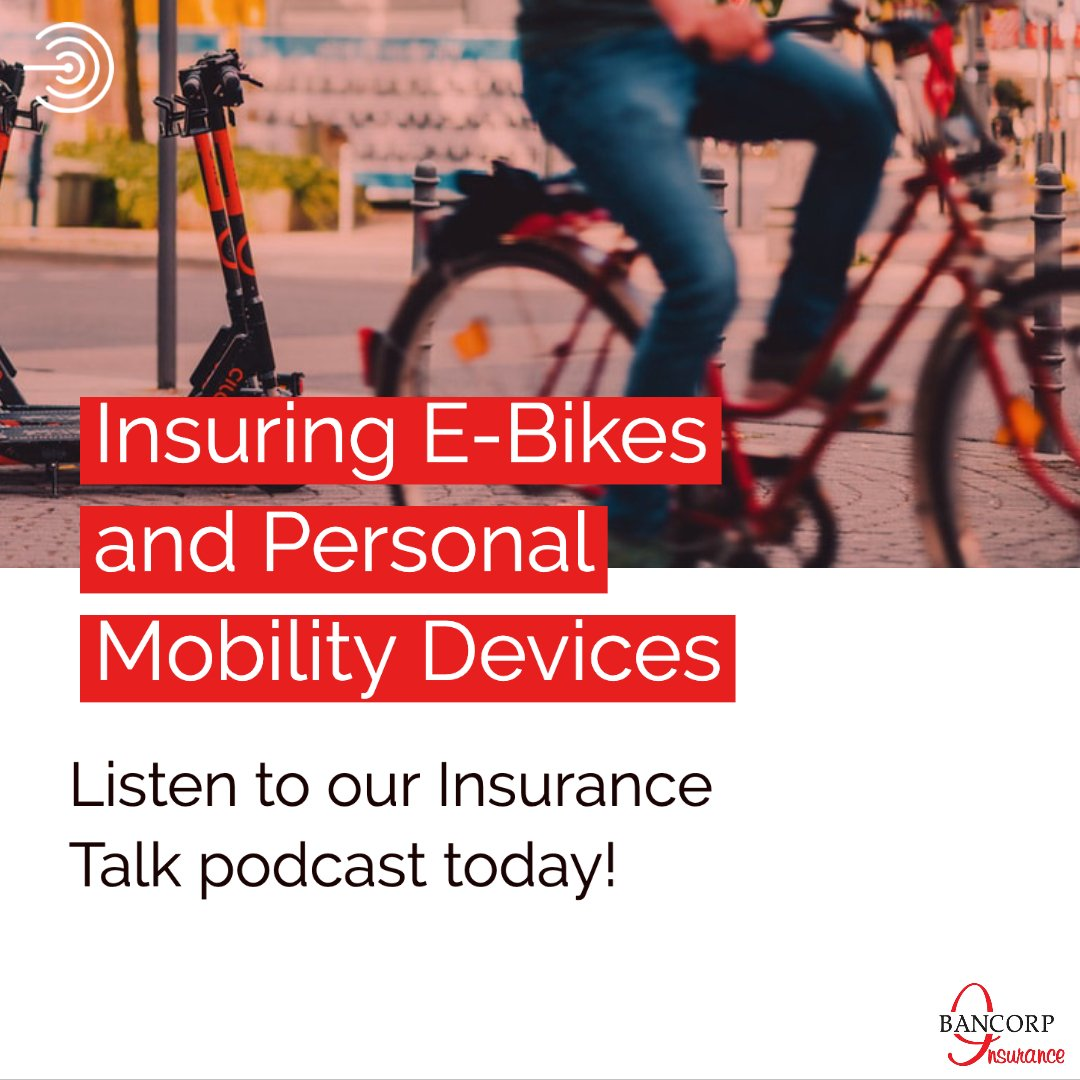 insuring e-bikes podcast