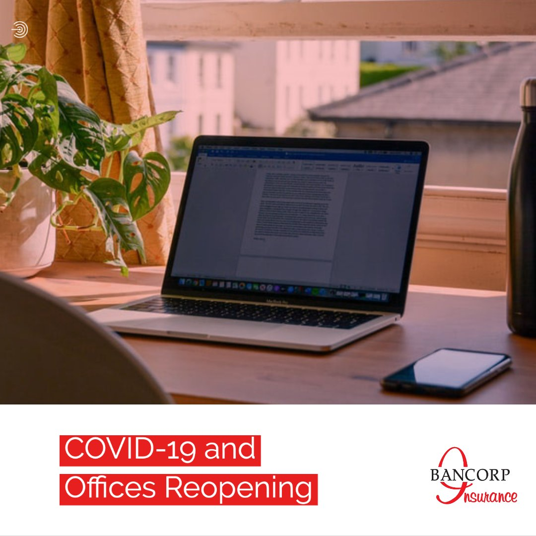 COVID-19 and offices reopening