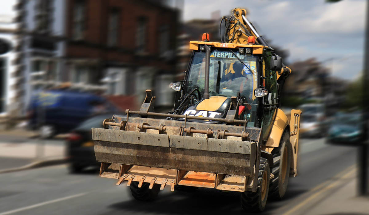 contractors insurance for a bulldozer