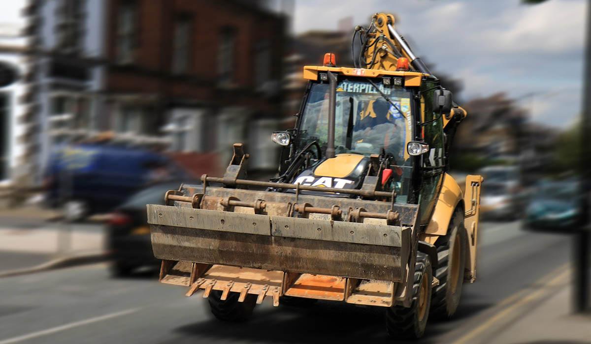 contractors insurance for a bulldozer