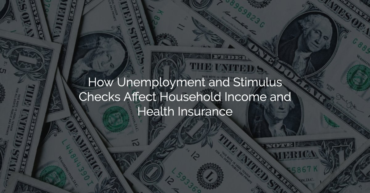 stimulus checks and unemployment affect taxable income