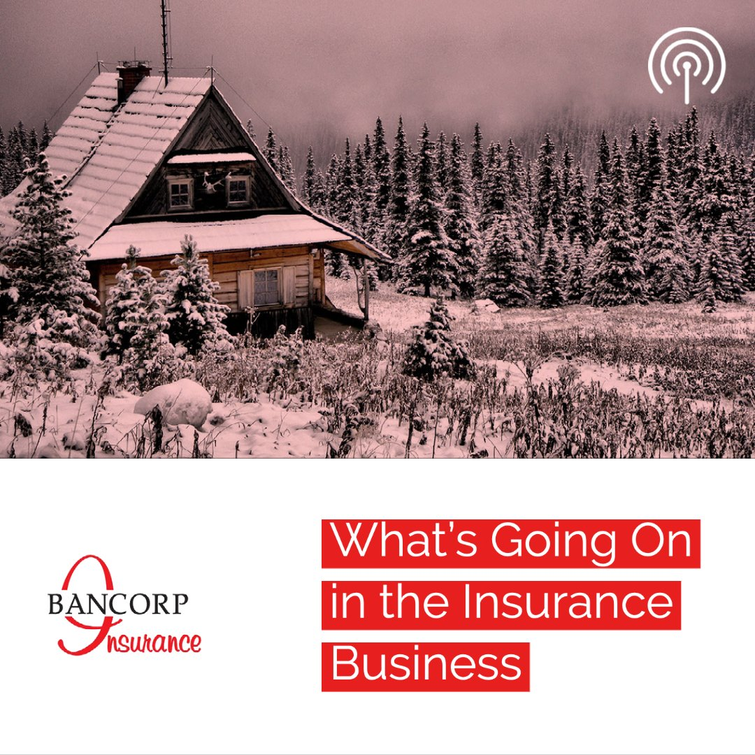 Insurance Talk - What's Going On in the Insurance Business