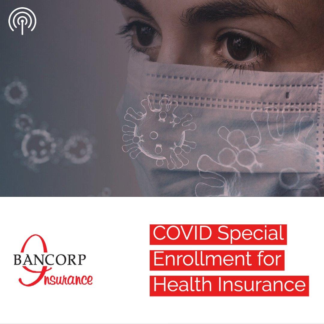 Health Insurance COVID Special Enrollment podcast