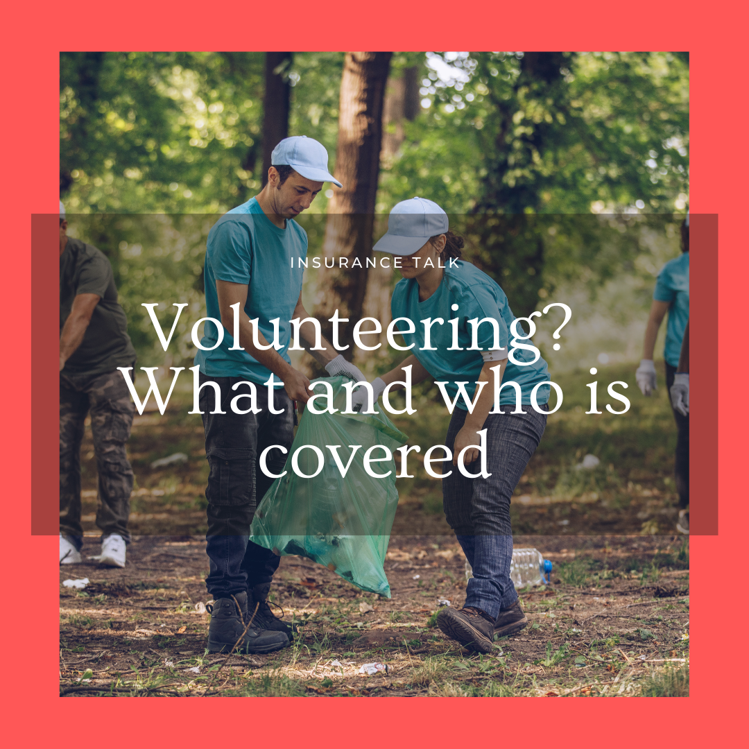 Volunteering Coverage Podcast