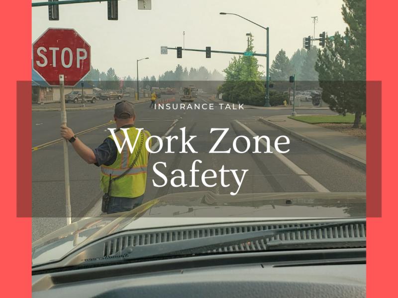 Work Zone Safety Tips