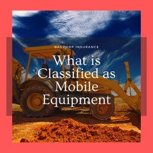 Mobile Equipment Blog